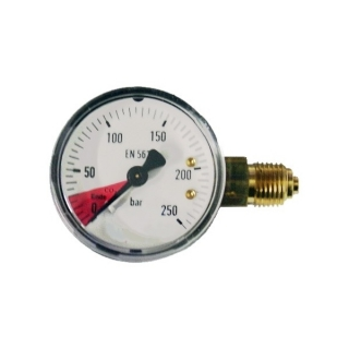 Inhaltsmanometer, 0-250bar